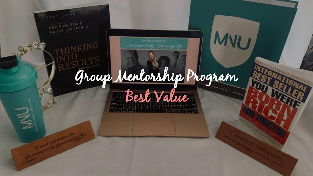 R0sqrtxmrzal91p49mvo group mentorship best value