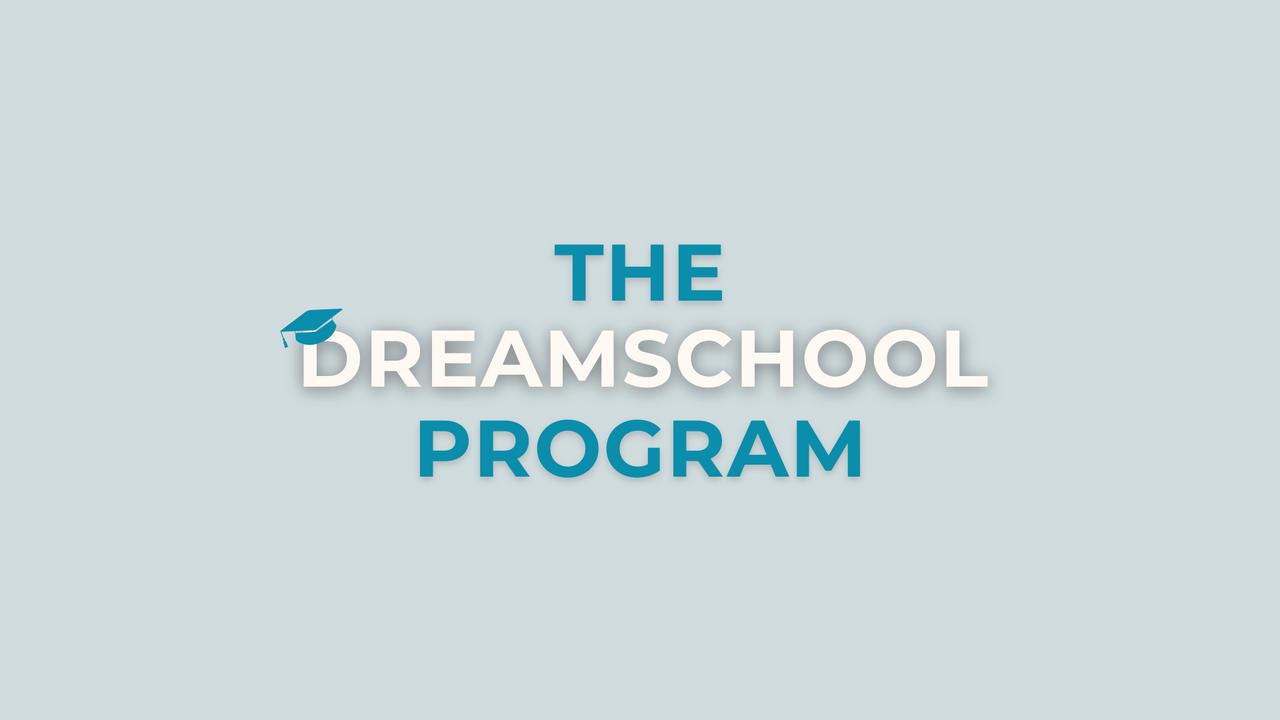 Gyfd2ddpqzgi5bqof0n6 the dreamschool program