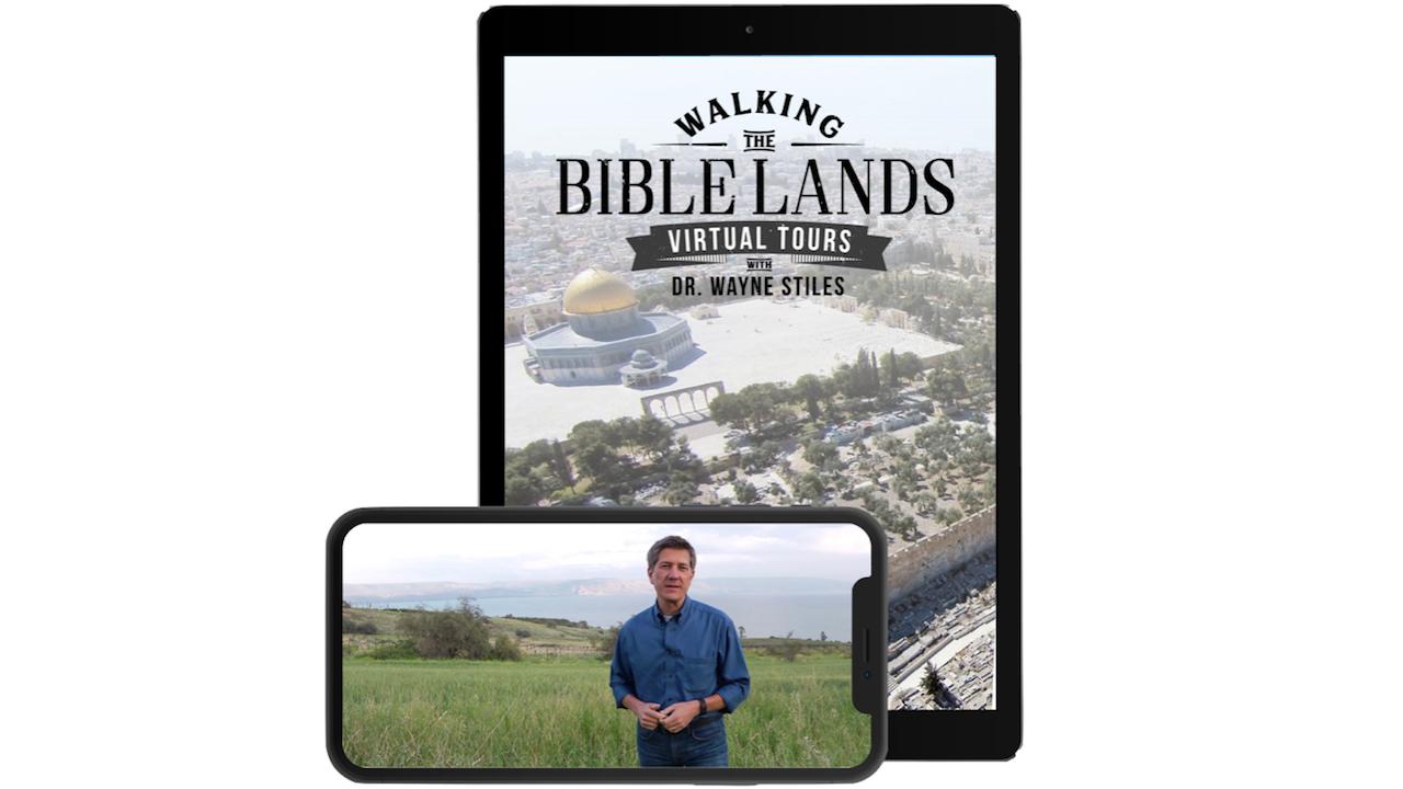 Txzhwfxwtede4hekvob7 walking the bible lands graphic for checkout page