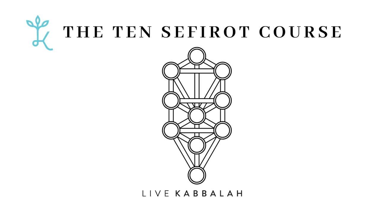 Booavdklsmyu79euddee the ten sefirot course