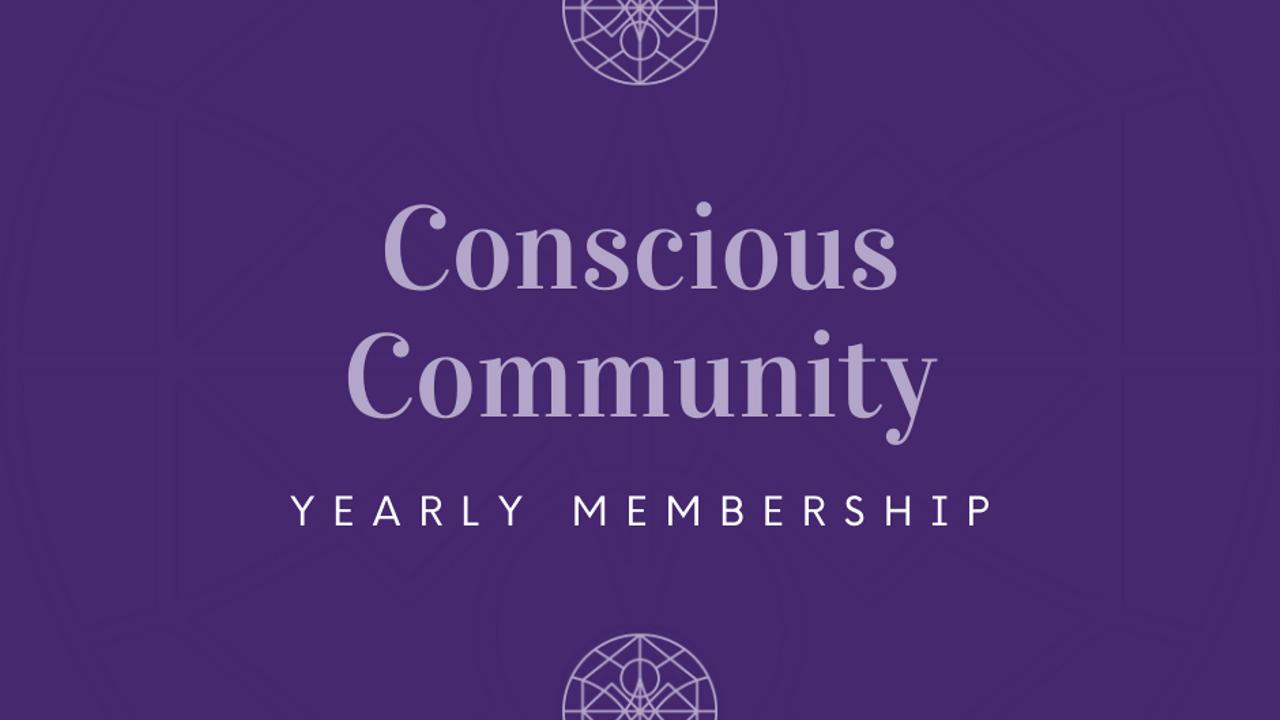 Fny1ckamq3eg2eqlldym conscious community yearly
