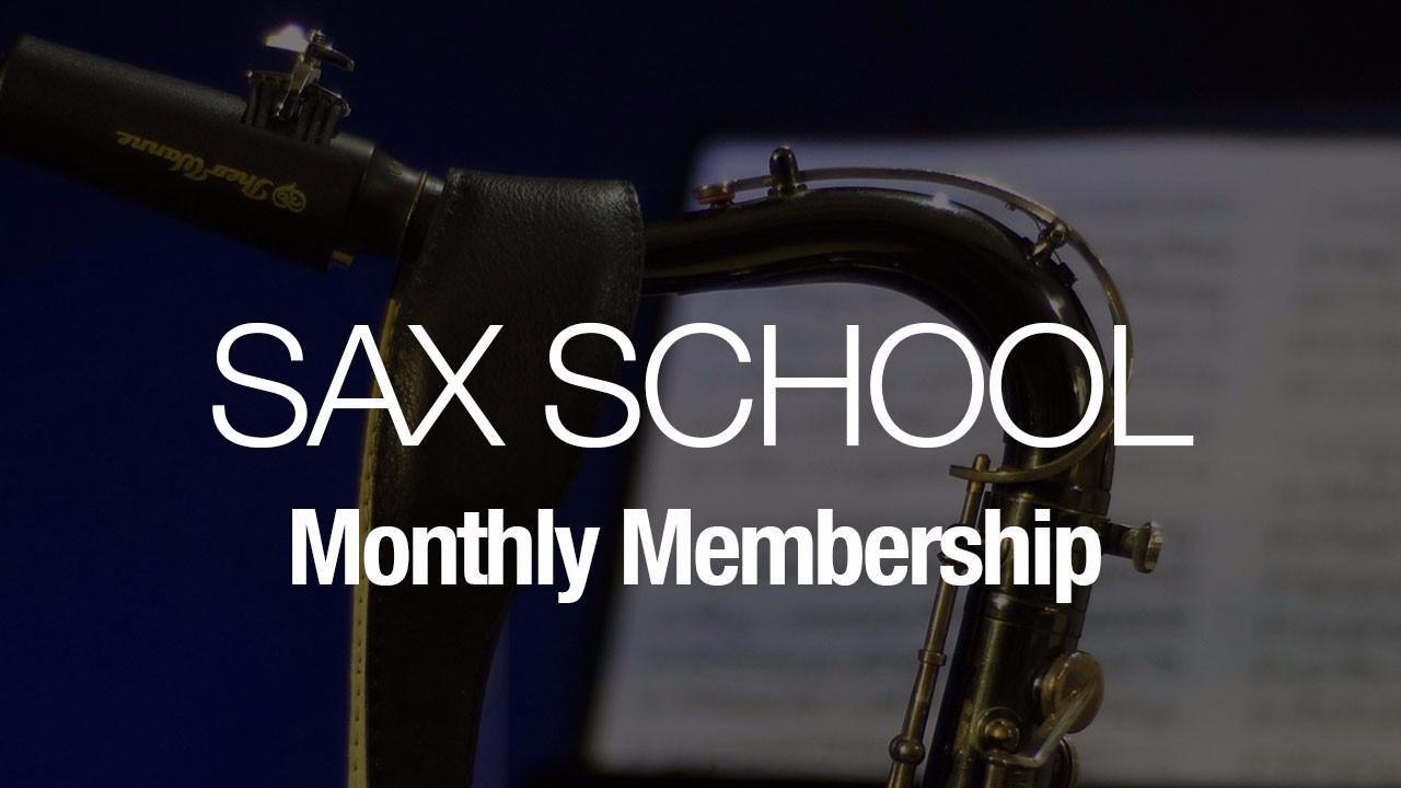 Bayjtqhrqpnjzsmcpzog sax school offer monthly membership