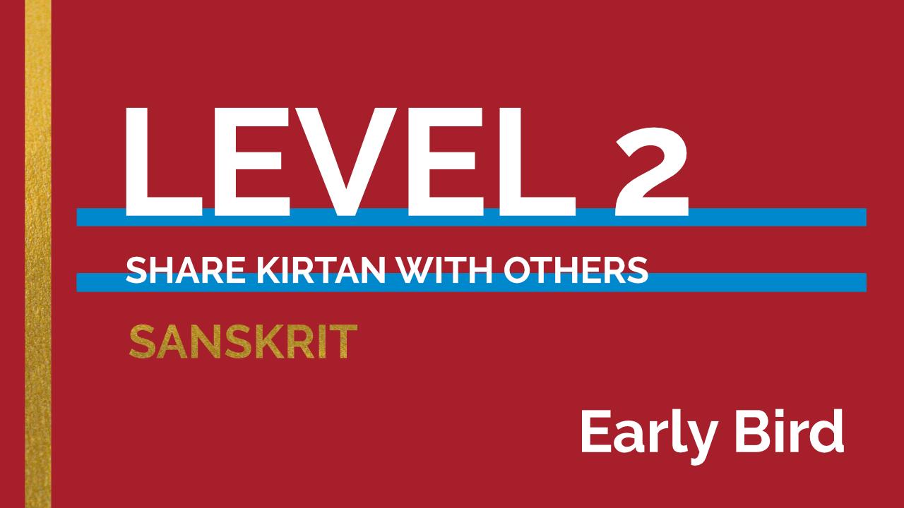 Yv84ijirqdw9iug4t5bp level2 sanskrit earlybird
