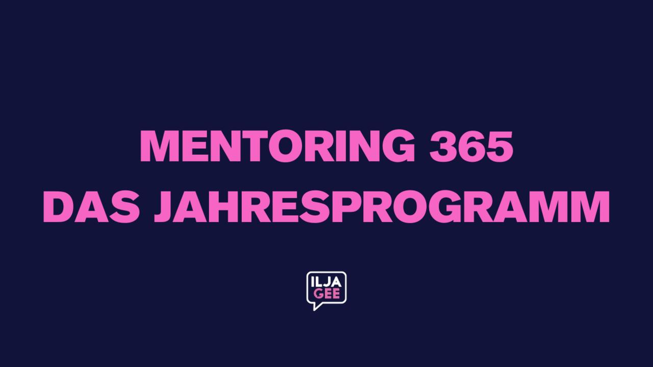 Lddfcdngtcirvaquyera mentoring 365