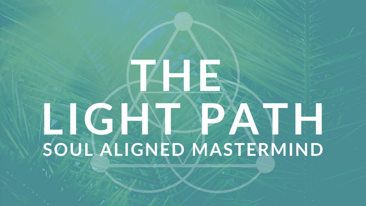 Ruduihzargistgx5hb2h the light path soul aligned mastermind collective