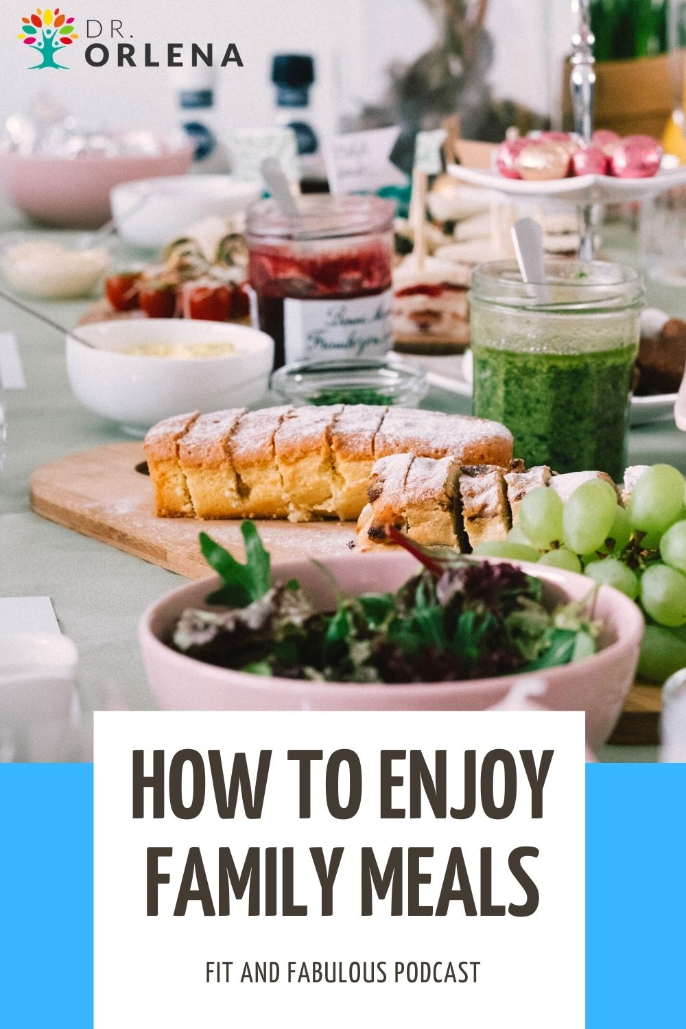 Photo of a table with healthy meals #family #healthy #mealtime #happymealtime #healthfamily