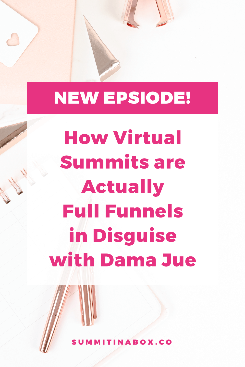 Many summit hosts only think as far as the list growth and all-access pass revenue summits bring. But virtual summits are actually full funnels in disguise.