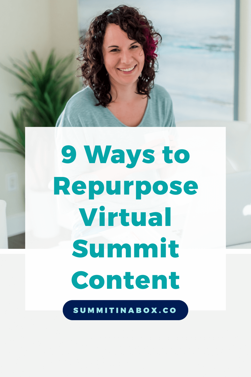 Instead of letting your summit become a thing of the past consider how you can reuse the content! Let's break down 9 ways to repurpose your virtual summit content.