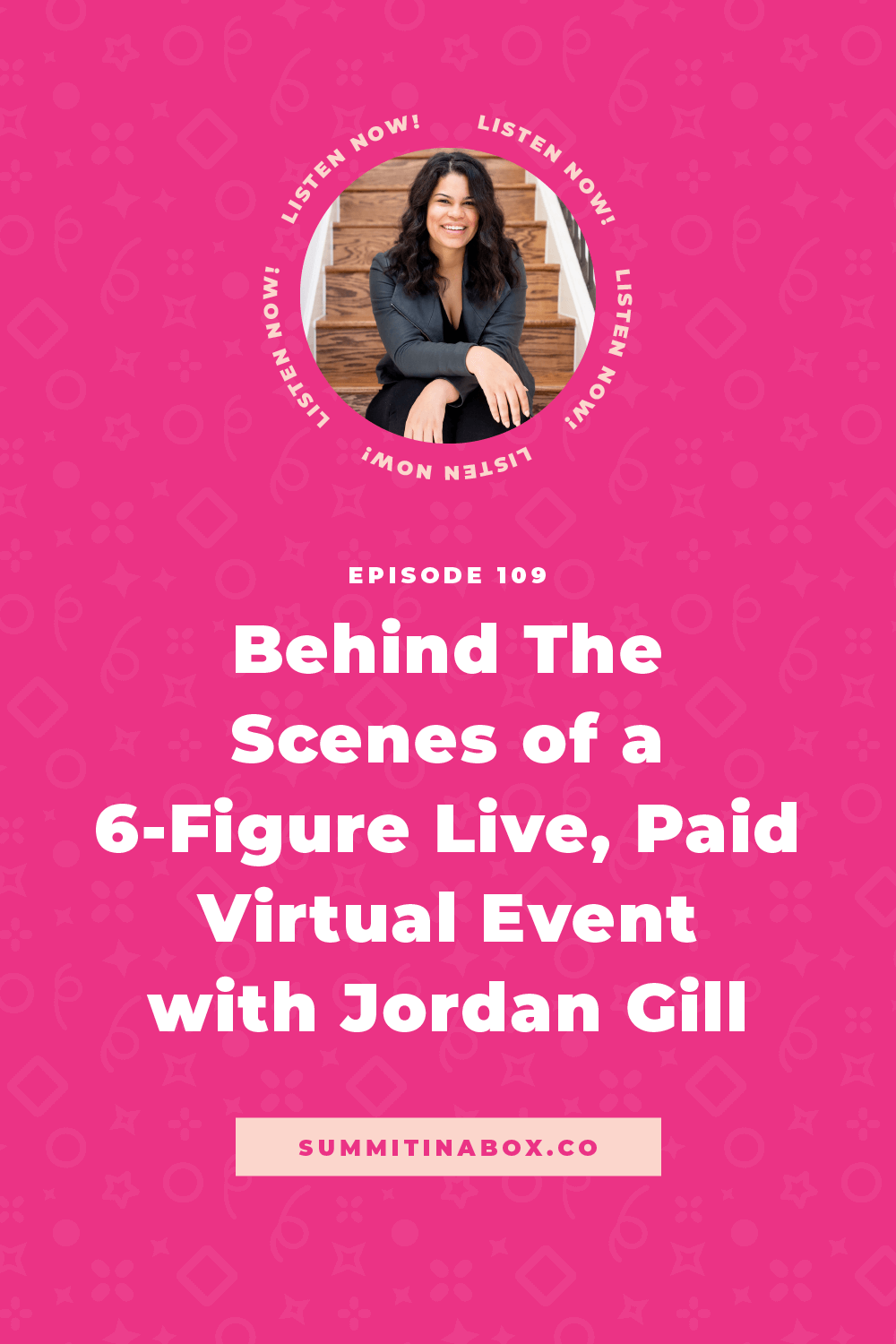 Get a behind-the-scenes look at how to use a live and paid virtual event to love on your people well and bring new members into a higher-ticket program.