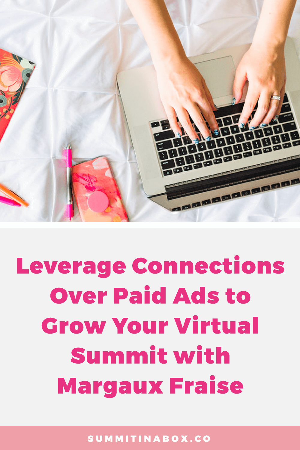 Learn to host a virtual summit without relying on paid advertising. Instead, leverage community and connection to host an event that exceeds your goals.