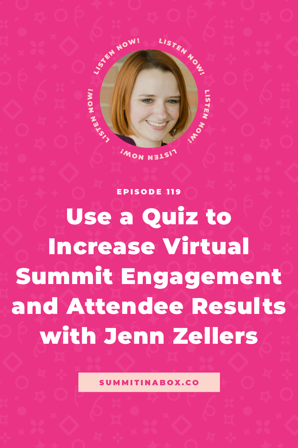Here's how to use a simple quiz to segment your virtual summit presentations and increase attendee engagement and results. Plus, they're just plain fun!