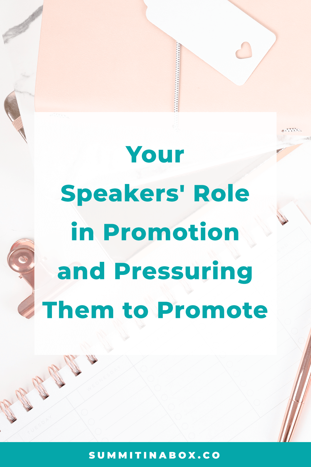 It is hard to host a summit that skyrockets your email list without speaker promotion. But it's not your speakers' responsibility to make your summit successful.