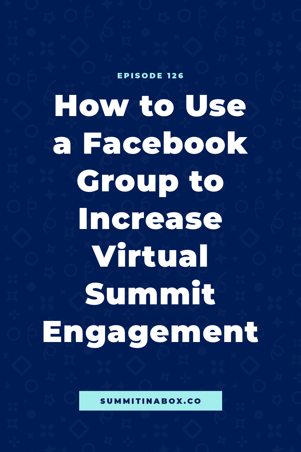 Let's cover why you need a Facebook group for your summit, how to create a thriving community, getting attendees to join, and tips for managing it all.