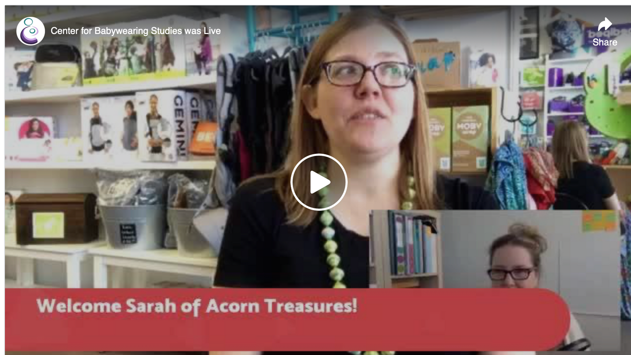 Coffee with Joanna ☕️ Guest: Sarah Bailey Owner of Acorn Treasures