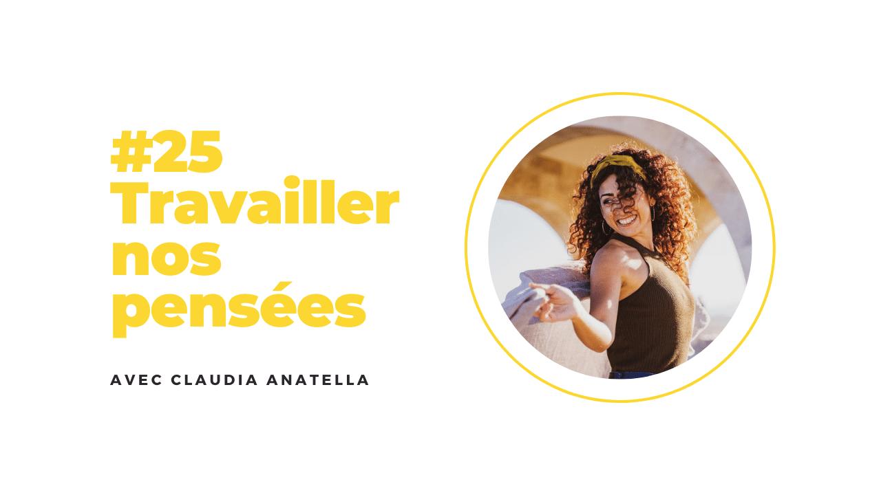 mindset avec Claudia Anatella