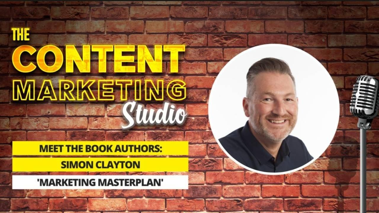 Content Marketing Studio interview - writing a book