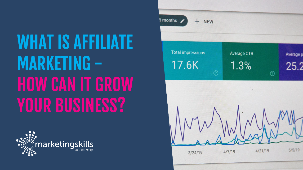 What is Affiliate Marketing and How Can it Grow Your Business?