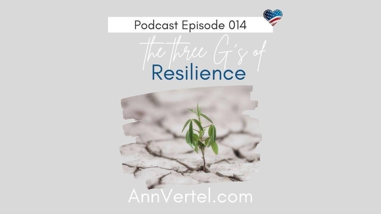 Anti-fragile resilience