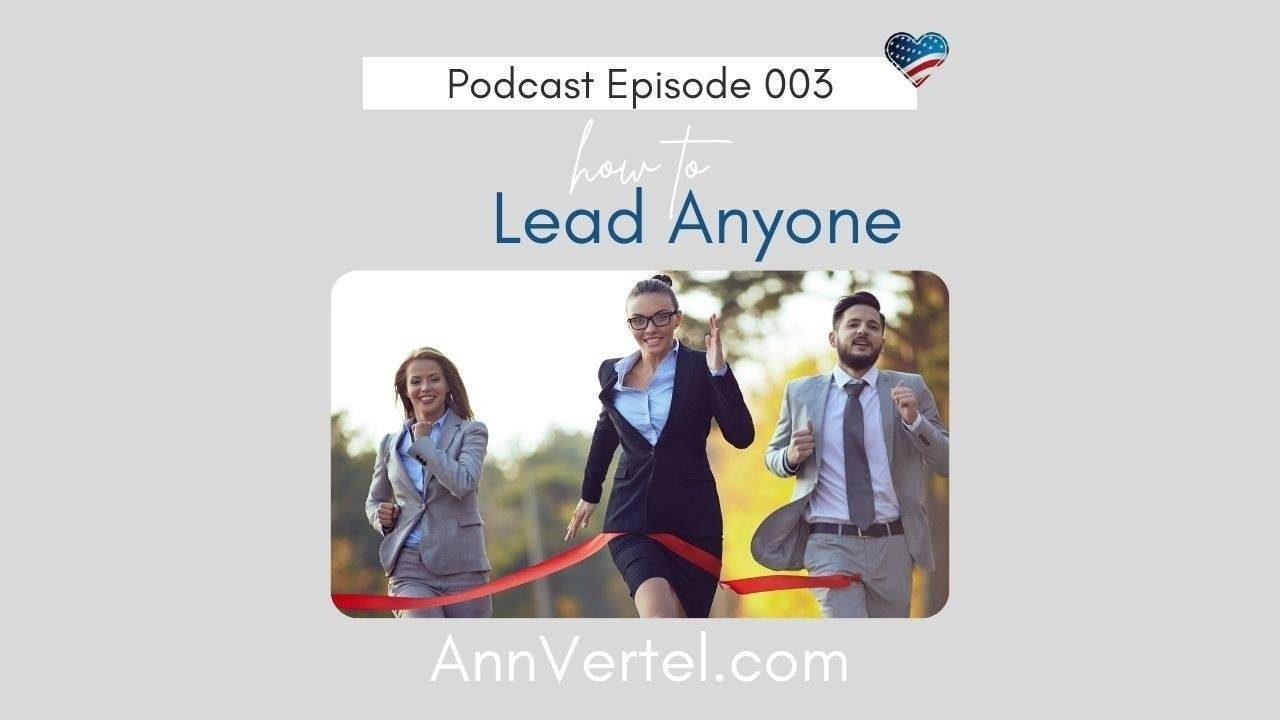 How to Lead Anyone