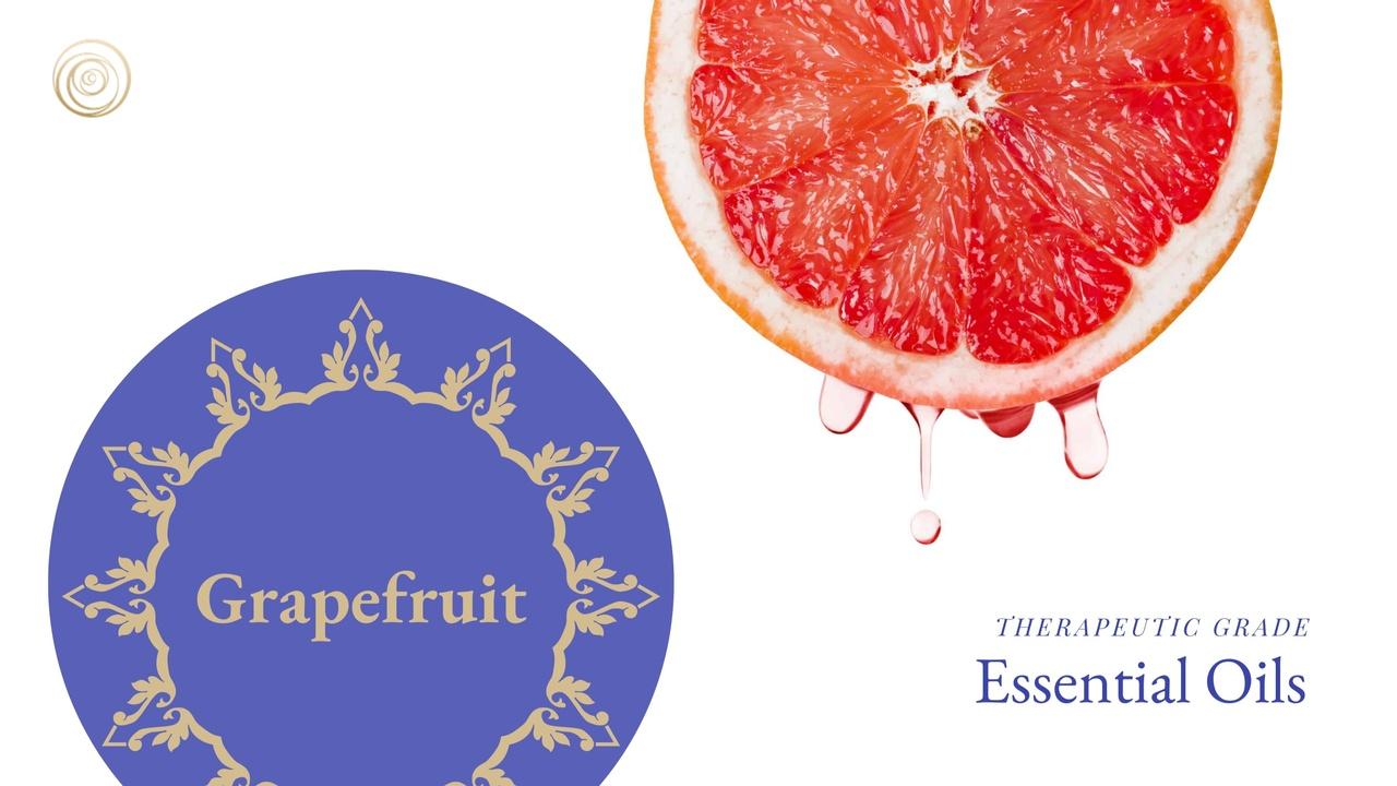 Therapeutic Grade Essential Oil grapefruit