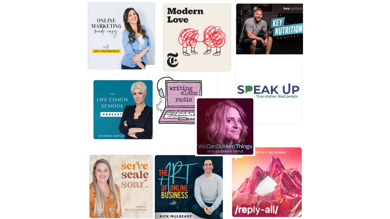 The 10 Best Podcasts for Women Small Business Owners in 2021