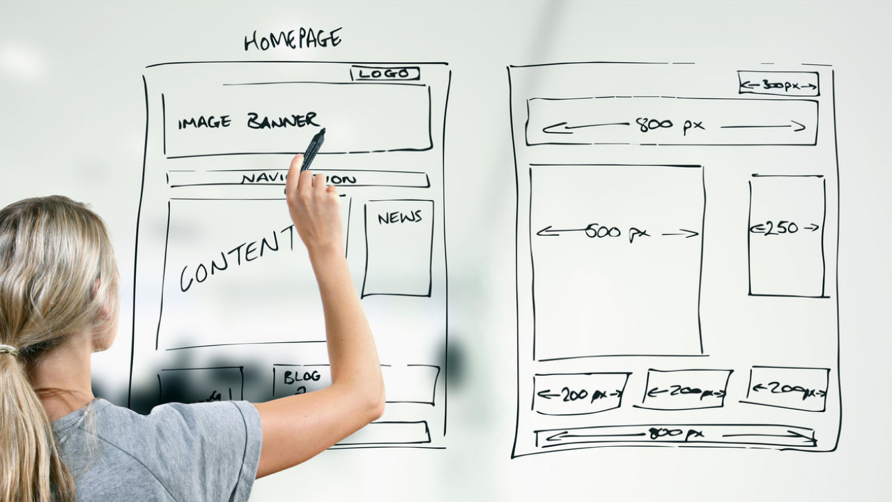 How to Lay Out an Effective Home Page to Drive Sales