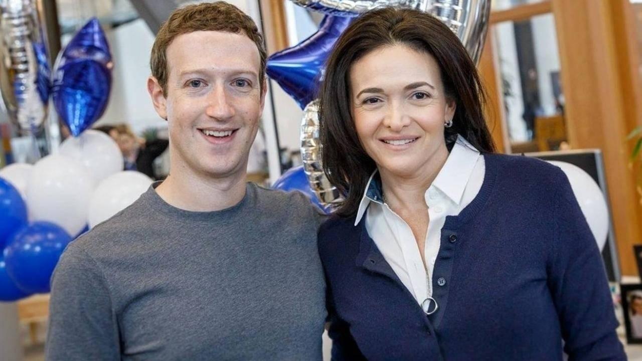 Mark Zuckerberg and his startup talent