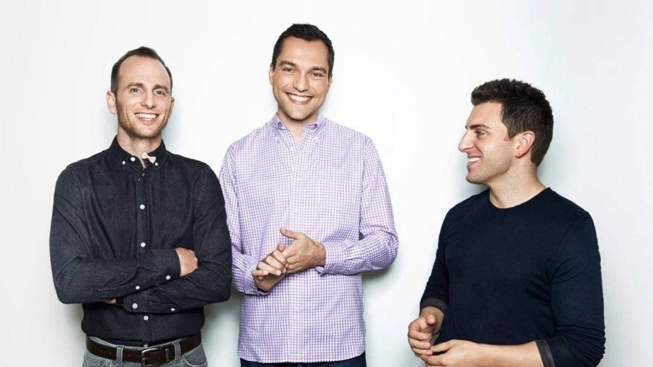 Long-term AirBnB co-founder group