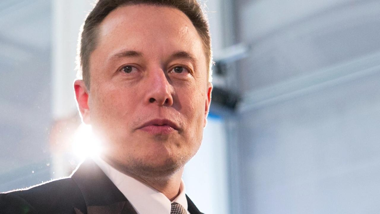Elon Musk's startup vision