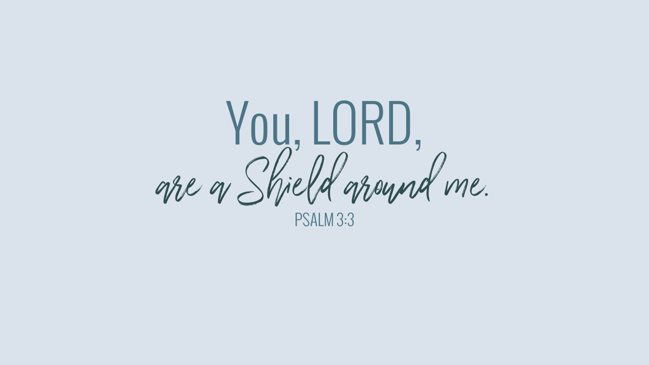 You, LORD,