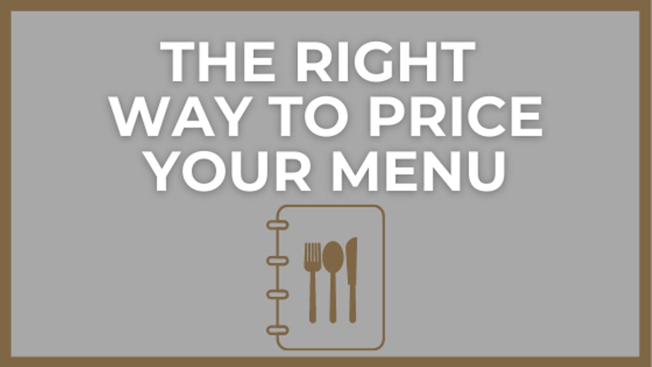 Restaurant Menu Pricing Strategies That Work for Independent Operators