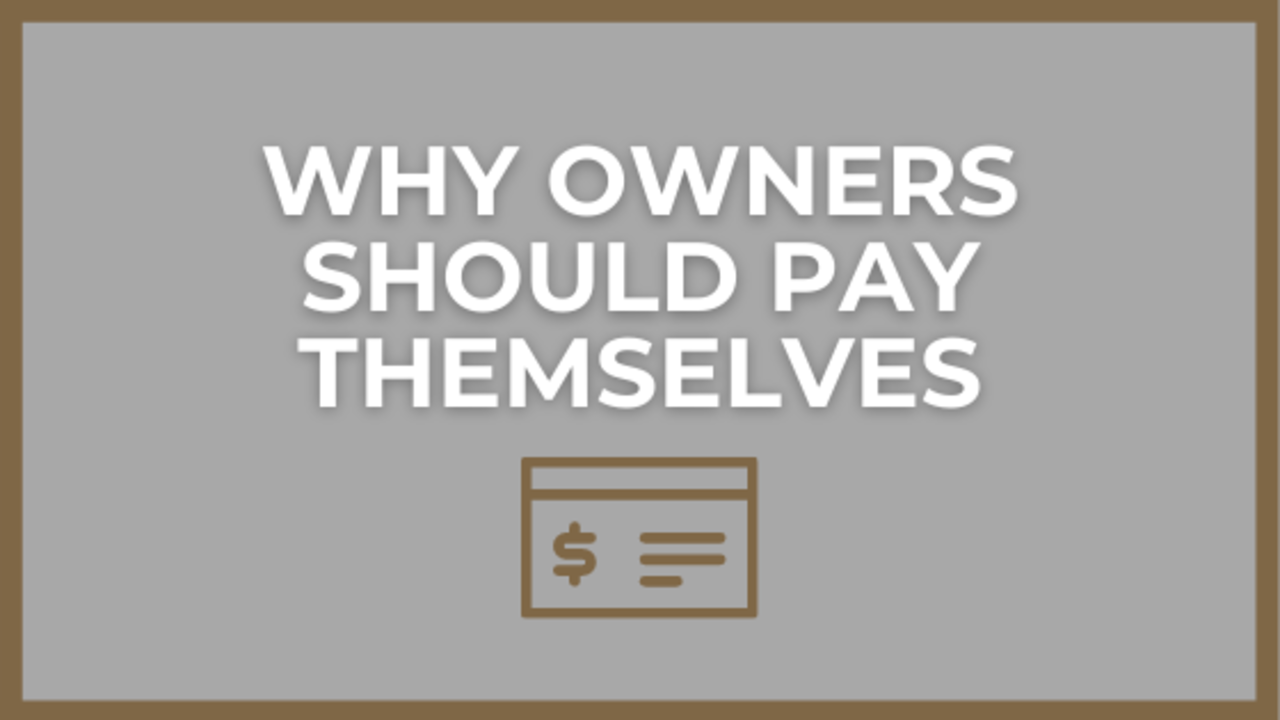 Restaurant Owners Should Add Themselves to Payroll