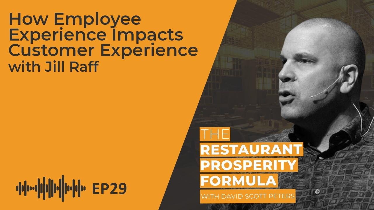 Restaurant Customer Service Following Jill Raff's Inside Out Framework