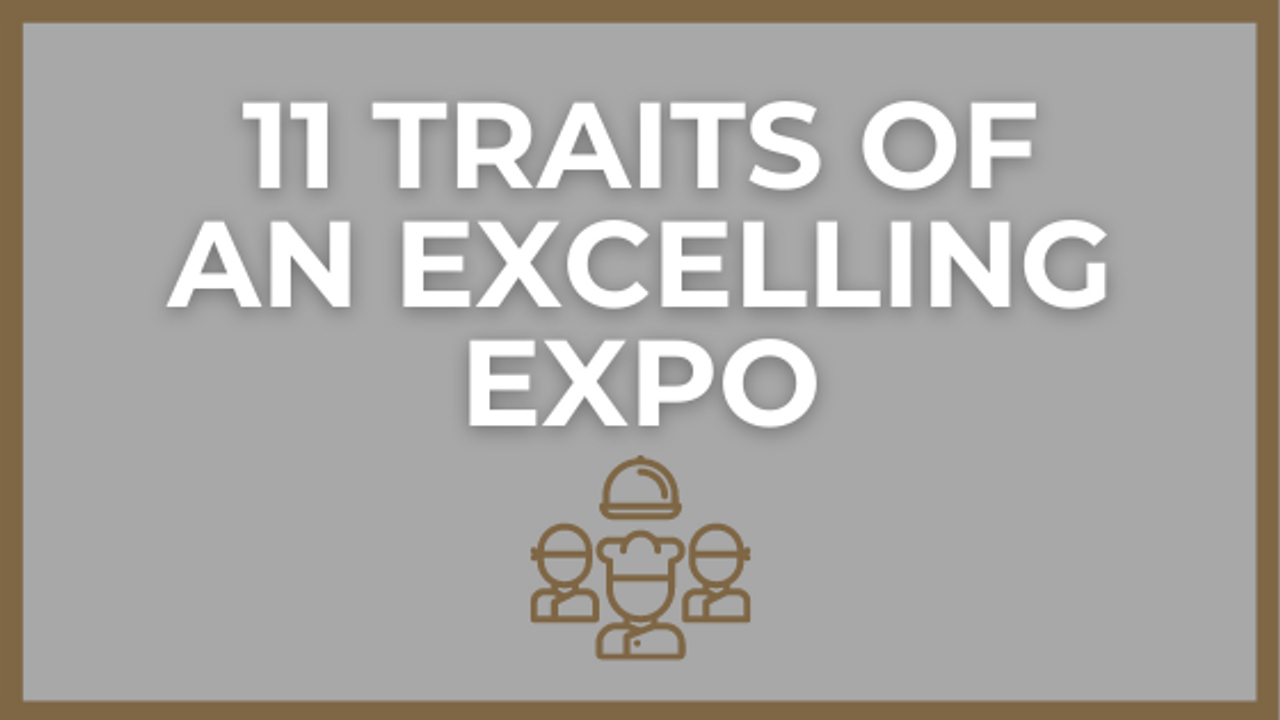 Why the Restaurant Expo is Critical to Your Kitchen