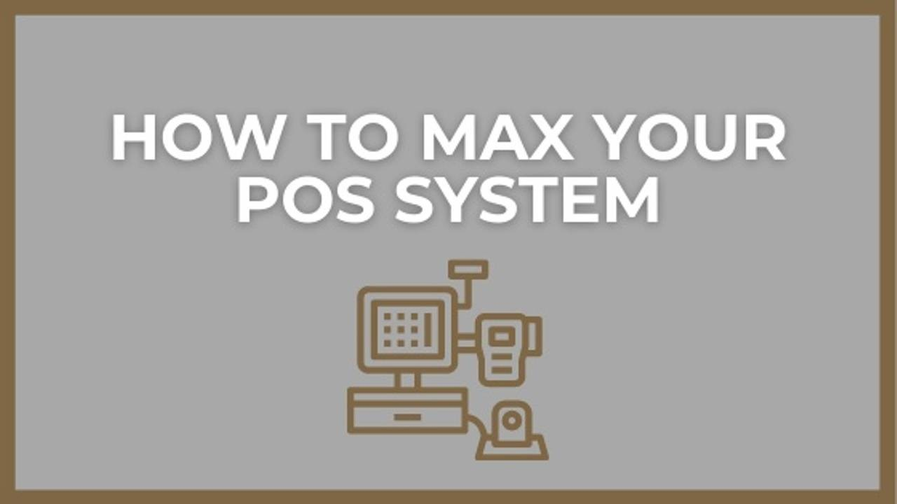 Restaurant Management System - Why Your POS System Matters