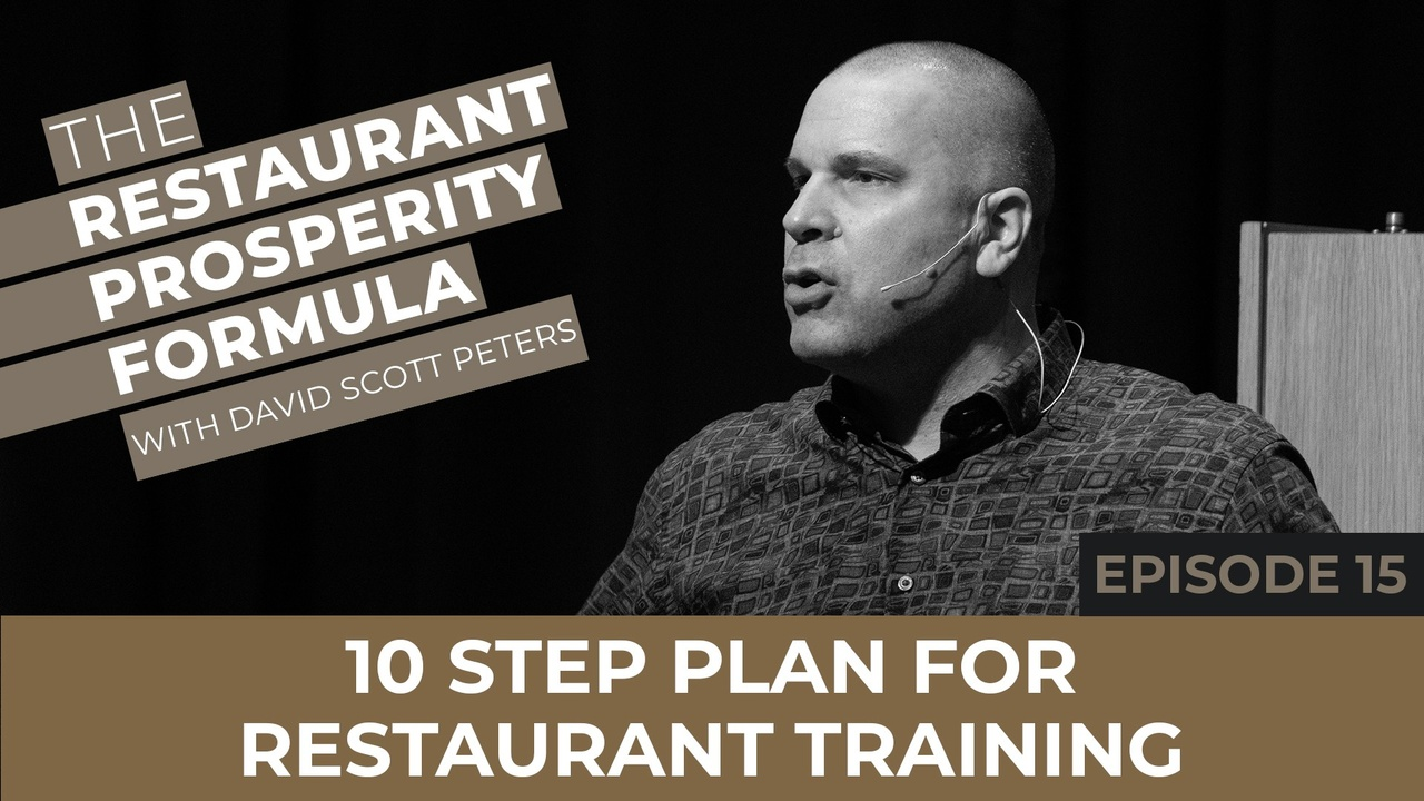 Restaurant Training: 10 Steps to a Great Service Training Plan for Independents