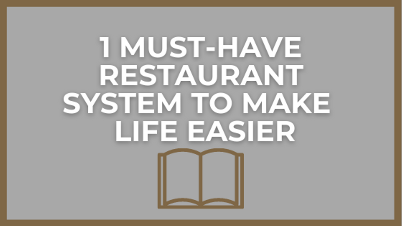 Restaurant Management System Every Independent Must Use Daily