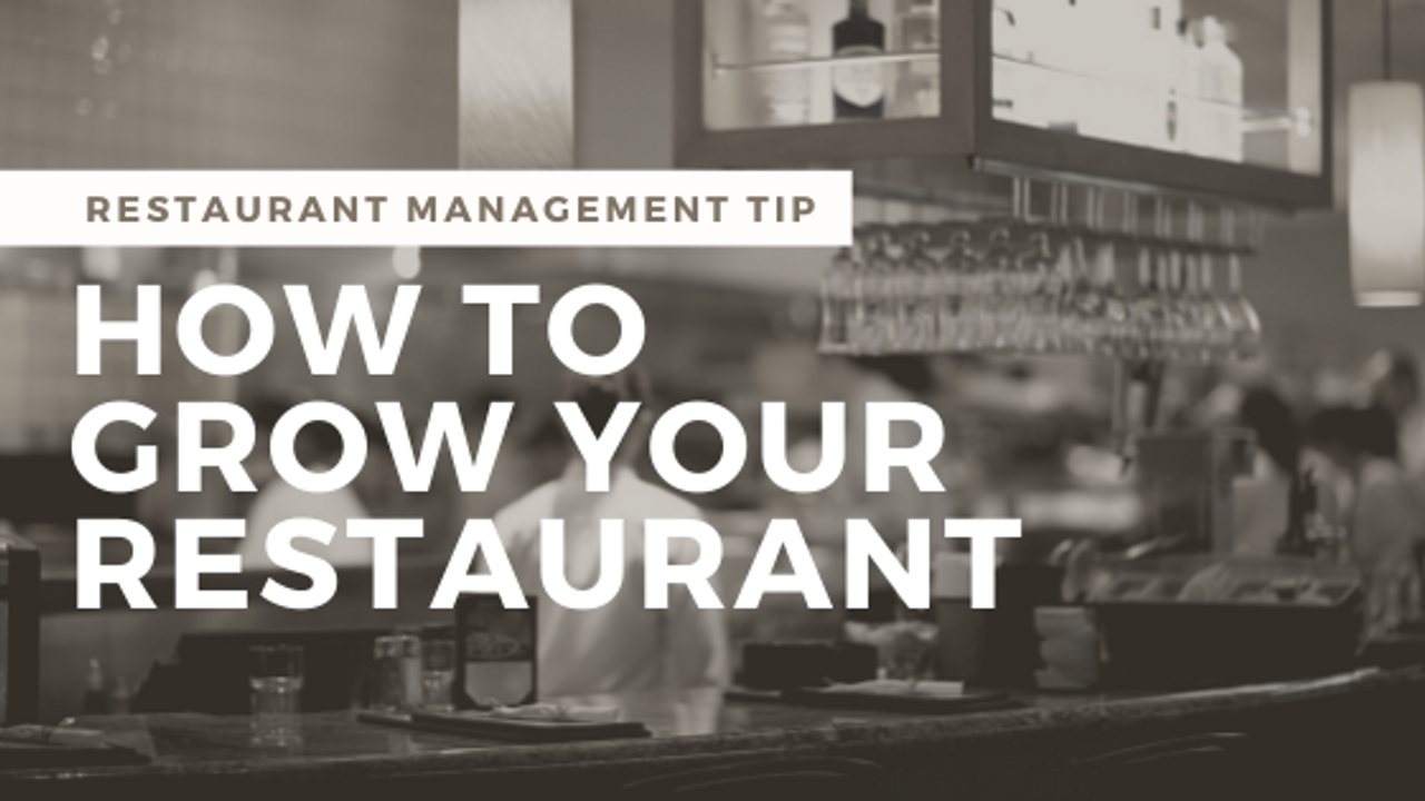 Restaurant Business Growth Relies on Growth Mindset