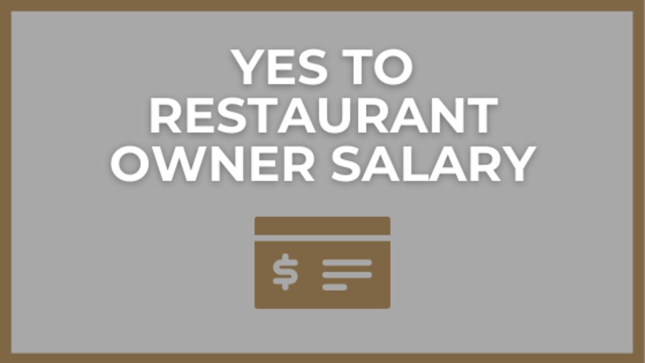 Restaurant Owner Salary Insight for Independent Operators