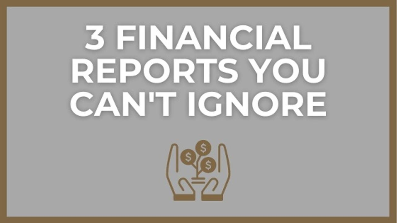 Restaurant Financial Reports Independent Owners Misunderstand