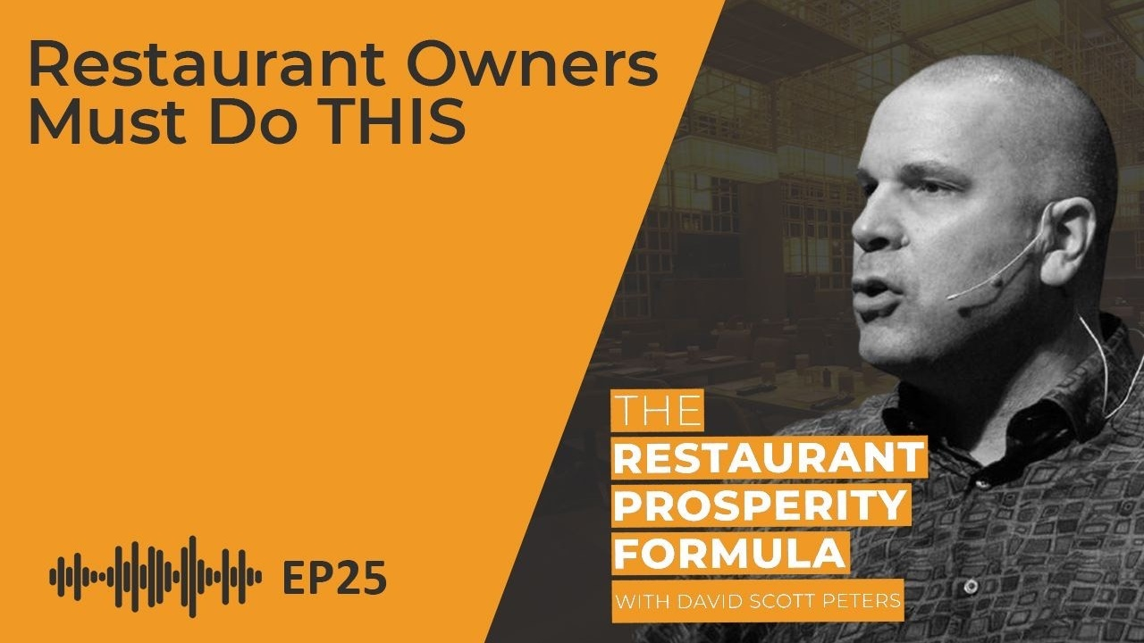 Restaurant Owner Success Depends on This