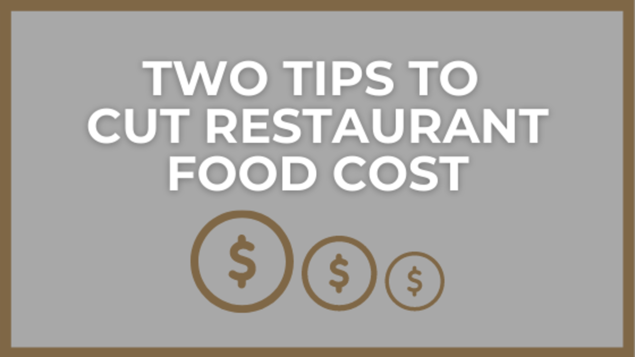 Restaurant Food Cost Tips for Independents
