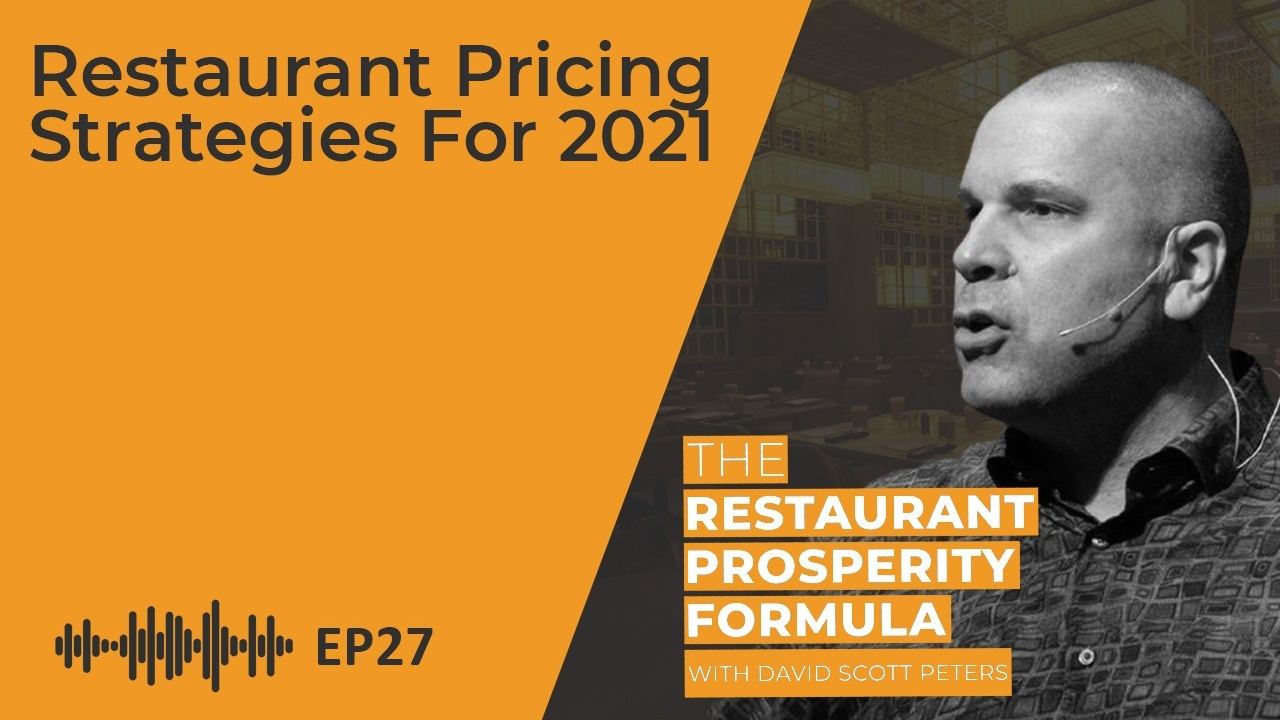 Restaurant Pricing Strategies to Save Your 2021