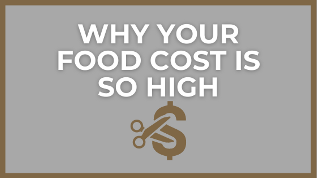 Restaurant Food Cost Saving Ideas for Independent Owners