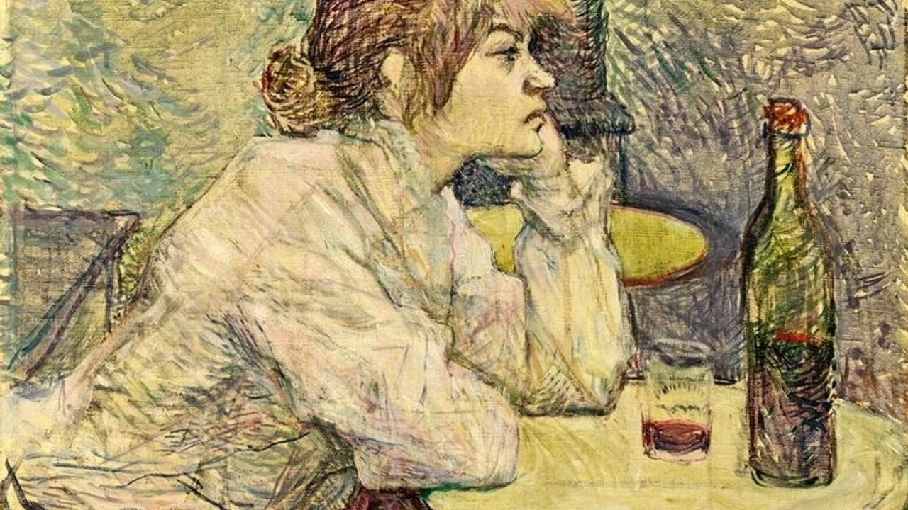 Toulouse-Lautrec Painting