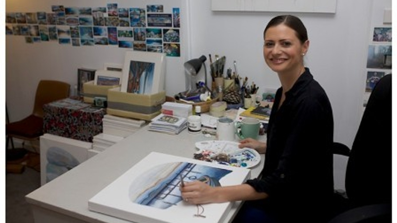Hannah Blackmore Artist