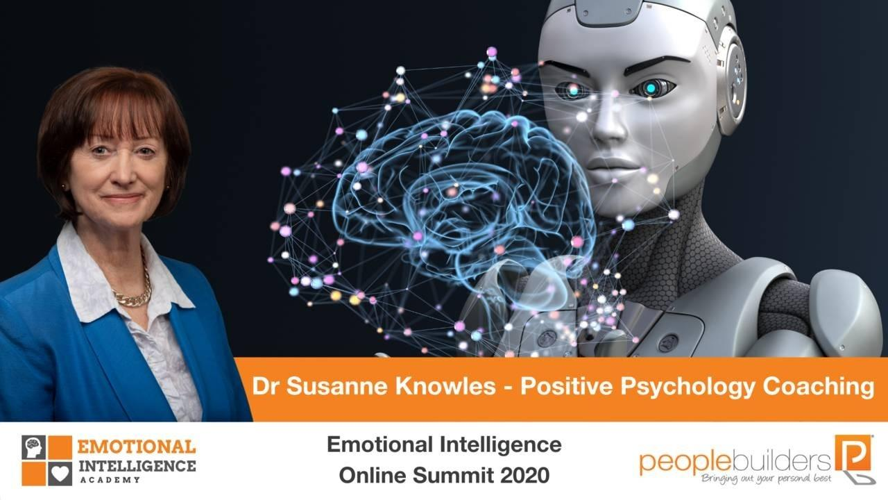 Positive Psychology Coach and Speaker