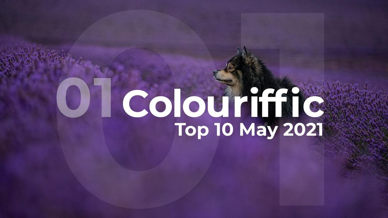 Colouriffic Top 10 May 2021