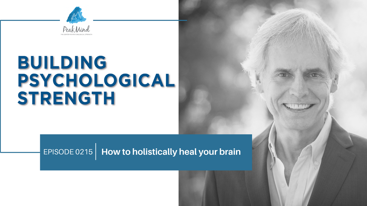 Holistic Healing for Anxiety Depression and Cognitive Decline