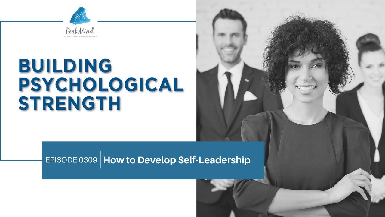 self leadership psychology coaching